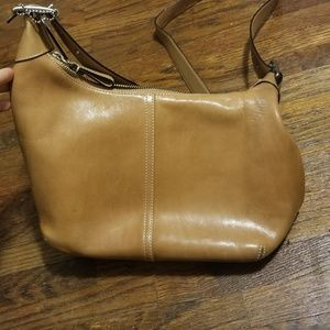 Vintage Coach Camel Purse